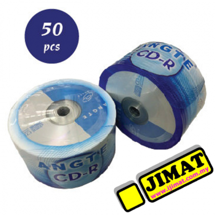 ANGTE CD-R (700MB) 50pcs