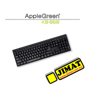 AppleGreen KB-868 Keyboard USB