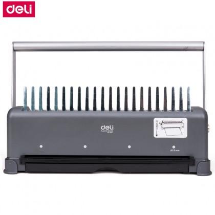 Deli 3871 Office Comb Binder / Binding Machine No.3871