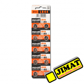 MAXELL ALKALINE BATTERY LR44 (10PCS/PACK)