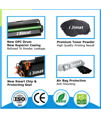 Brother TN1000 / TN-1000 High Quality Compatible Toner Cartridge For Brother HL-1110 HL1110 / DCP-1510 DCP1510 / MFC-1810 MFC1810 / MFC-1815 MFC1815 / HL-1210W HL1210W / DCP-1610W DCP1610W / MFC-1910W MFC-1910W Printer Ink