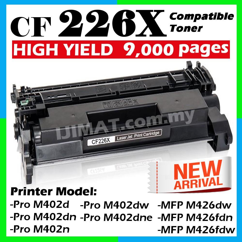 Hp Cf226a 26a Cf226 High Quality Toner Cartridge For Hp