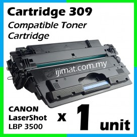 Canon 309 / Cartridge 309 / CRG 309 High Quality Compatible Laser Toner Cartridge For Canon 3500 LaserShot LBP3500 LBP-3500 Printer