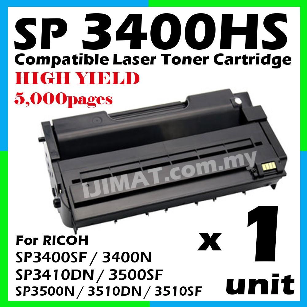 Ricoh Aficio Compatible Toner Sp201hs Sp200 Sp201 Sp203 Sp204 Sp210 Sp211 Sp212 Sp213 407256 High Yield And High Quality Compatible Laser Toner Catridge
