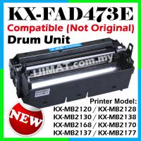 Panasonic 473E / KX-FAD473E / KXFAD473 Compatible Drum Unit For KXMB2120 KX-MB2120 KXMB2128 KX-MB2128 KXMB2130 KX-MB2130 KXMB2138 KX-MB2138 KXMB2168 KX-MB2168 KX-MB2170 KXMB2170 KX-MB2137 KXMB2137 KX-MB2177 KXMB2177 FAX ( Toner Not Included)