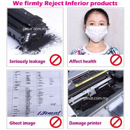 (B/C/M/Y) Fuji Xerox DocuPrint 315 / CP315 / CM315 / CP315dw / CM315z Compatible Color Laser Toner Cartridge Black CT202610 / Cyan CT202611 / Magenta CT202612 / Yellow CT202613 (202610 / 202611 / 202612 / 202613 HIGH YIELD 6,000pages)