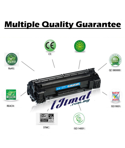 2 Units Canon 041 / Cartridge 041 / CRG 041 / CRG041 High Quality Compatible Laser Toner Cartridge For Canon imageCLASS LBP312x / LBP-312x / LBP312 / LBP 312x /  LBP312dn / LBP-312dn / LBP 312dn Printer Ink