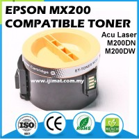 Epson M200 MX200 Compatible Laser Toner Cartridge 0709 WorkForce ALM200 AL-MX200 AL-M200DN AL-M200DW