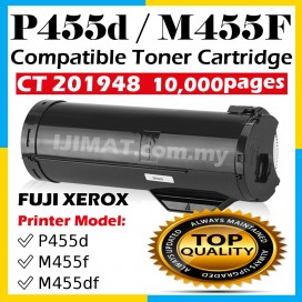 FUJI XEROX Compatible Laser Toner Cartridge P455 M455 M465 For FujiXerox CT201948 CT 201948 Docuprint DP P455d / M455f / M455df / P 455d / M 455f / M 455df Printer Ink