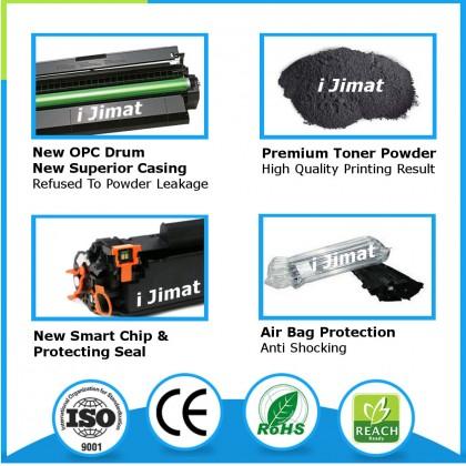 (FULL SET) Fuji Xerox Docuprint CP305 CP 305 / CP305d CP 305d CP305 d / CM305 CM 305 / CM305df CM 305df CM305 df Compatible Colour Laser Toner BLACK CT201632 + CYAN CT201633 + MAGENTA CT201634 + YELLOW CT201632 Printer Ink
