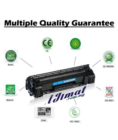 (FULL SET) Canon 040 CRG 040 Cartridge 040 Black + Cyan + Magenta + Yellow Compatible Colour Laser Toner Cartridge For Canon LBP712CX LBP712 LBP-712CX LBP 712CX  / LBP710CX LBP710 LBP-710CX / LBP712CDN LBP712 LBP-712CDN Printer Ink