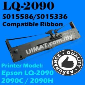 Epson LQ2090 Ribbon / Epson LQ2090 Printer Ribbon / Epson LQ2090 Dot Matrix Printer Ink LQ-2090 Compatible Printer Ribbon S015586 / S015336 For Epson LQ-2090 / LQ-2090C / LQ-2090H / FX2190 / FX-2190 Printer Ribbon