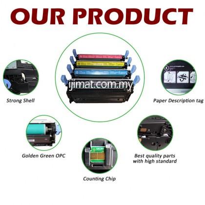 Compatible Laser Toner Cartridge Lexmark Black Toner Cartridge For MX310dn / MX410de / MX511dhe / MX511de / MX610de / MX611de / MX611dhe / MX510de Printer Ink (5,000pages)