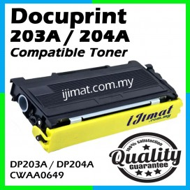 Fuji Xerox Docuprint 203A / 204A / DP203A / DP204A High Quality Compatible Toner Cartridge CWAA0649