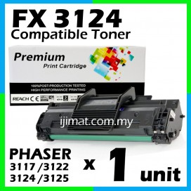 Fuji Xerox 3117 / 3124 Compatible Laser Toner Cartridge For Phaser 3117 / Phaser 3122 / Phaser 3124 / Phaser 3125 Printer