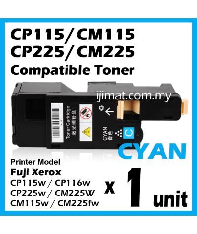 Fuji Xerox CM115w / CM225fw / CP115w / CP116w / CP225w Compatible Premium Quality Laser Toner Cartridge