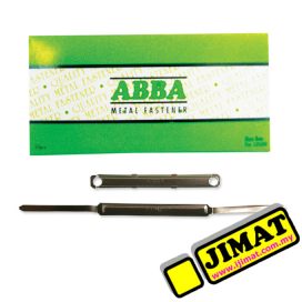 ABBA Metal Fastener (50pcs/box)