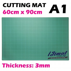 Cutting Mat A1 Size (60cm x 90cm) Thickness: 3mm
