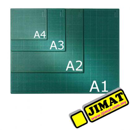 Cutting Mat A4 Size (30cm x 22cm) Thickness: 3mm