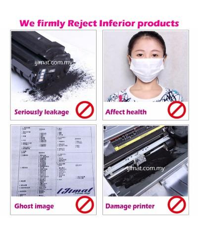 Samsung 406 / CLT-406S / CLT406 / Black + Cyan + Magenta + Yellow Compatible High Quality Color Laser Toner Cartridge (1Set 4 Units) For Samsung CLP360 / CLP365 / CLP365W / CLX3300 / CLX3305W / CLX3305FN / CLX3305FW / SLC410W / SLC460W Printer Toner