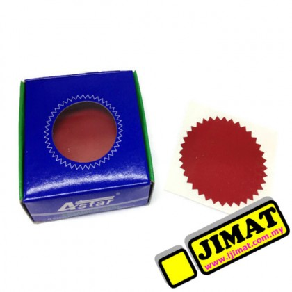 Astar Common Seal Sticker 51mm (100pcs)
