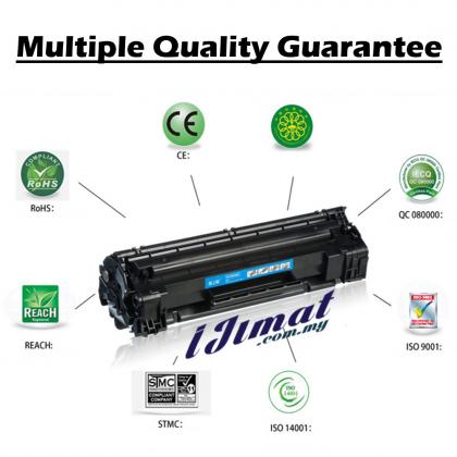 (B/C/Y/M) HP 304A CC530A / CC531A / CC532A / CC533A Compatible Laser Toner Cartridge (1 Set 4 Unit) For HP Colour Laserjet CP2025 / CP2025n / CP2025dn / CP2025x / CM2320 / CM2320fxi / CM2320nf Printer Ink