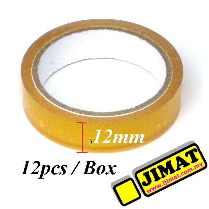 Stationery Tape 12mm X 40m 12rolls